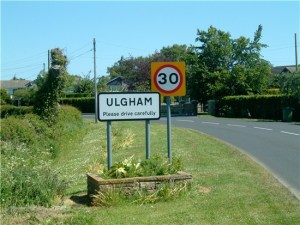 Welcome to Ulgham Village Website.  Please drive carefully!